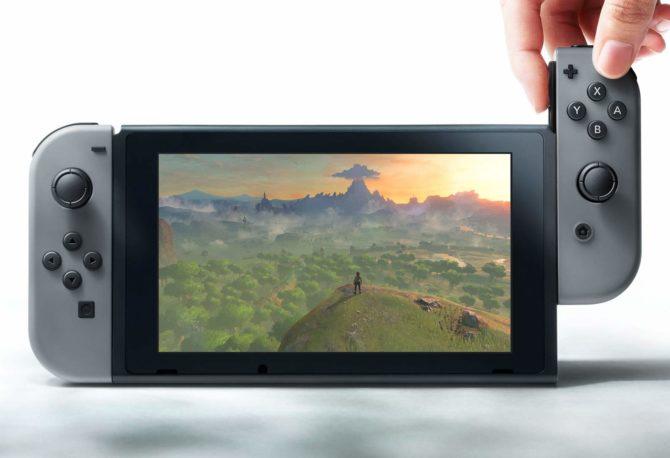 Gamers Nexus ispeziona l'hardware di Nintendo Switch