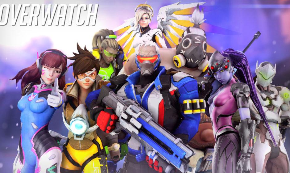 Overwatch nominato gioco dell'anno al GDC