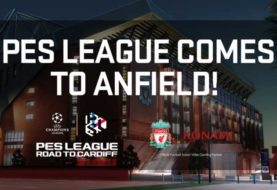 Anfield per PES LEAGUE ROAD TO CARDIFF