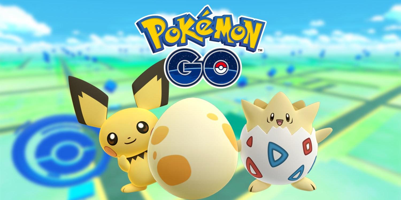 Pokémon Go - Uova