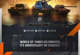 World of Tanks tre anni su console e non sentirli