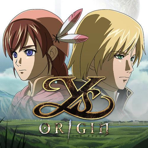 Cover Ys Origin