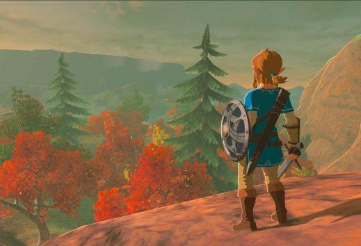 The legend of Zelda: Breath of the Wild 2 nel 2020