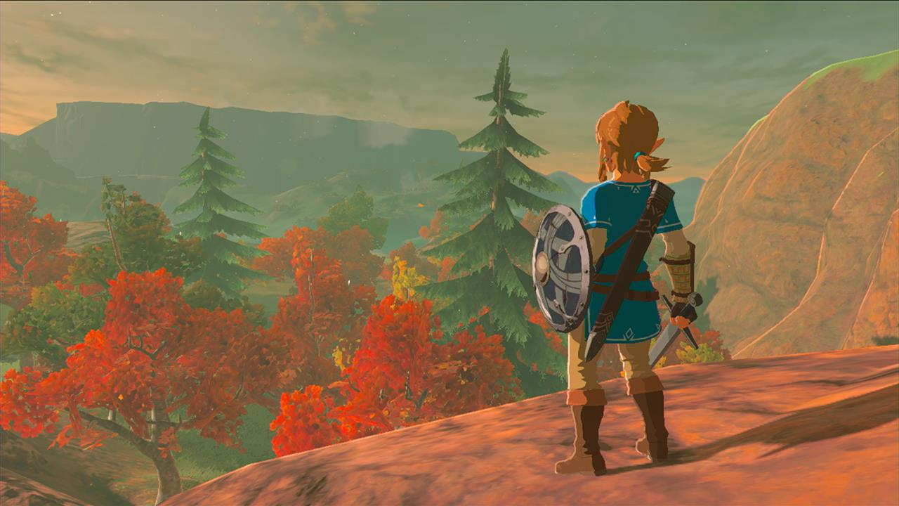 The Legend of Zelda nuovo capitolo