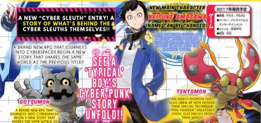Digimon Story Cybersleuth: Hacker's Memory