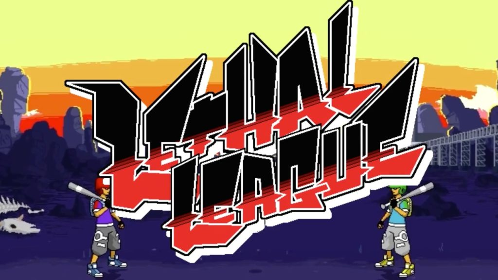 Lethal league playstation 4 xbox one