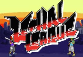 Lethal League arriverà su Playstation 4 e Xbox One.