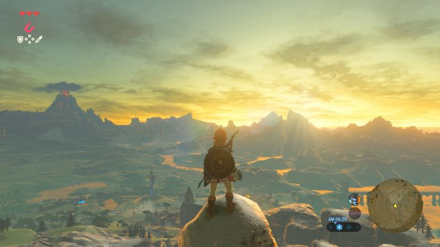 Guida per The Legend of Zelda: Breath of The Wild