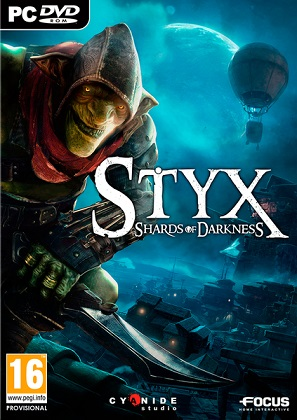 Cover Styx Shards of Darkness