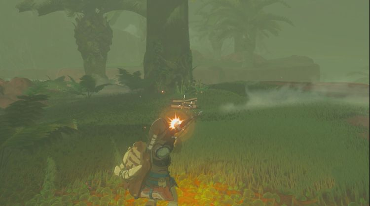 Come mandare avanti il tempo in The Legend of Zelda: Breath of the Wild