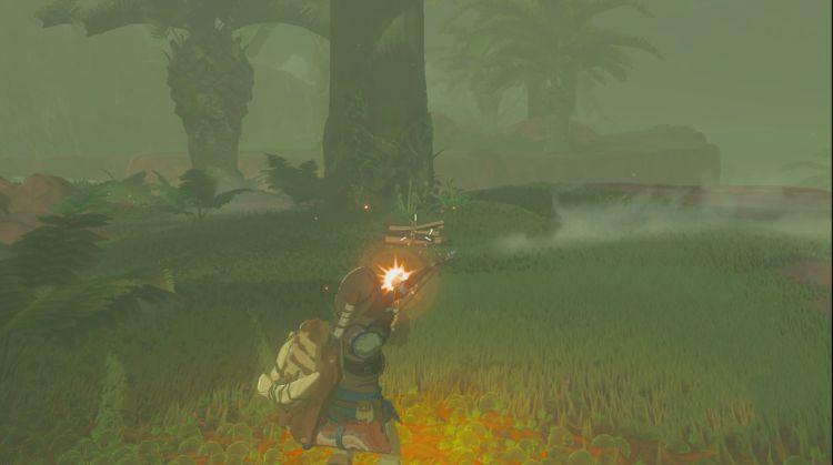 Come mandare avanti il tempo in The Legend of Zelda: Breath of the Wild