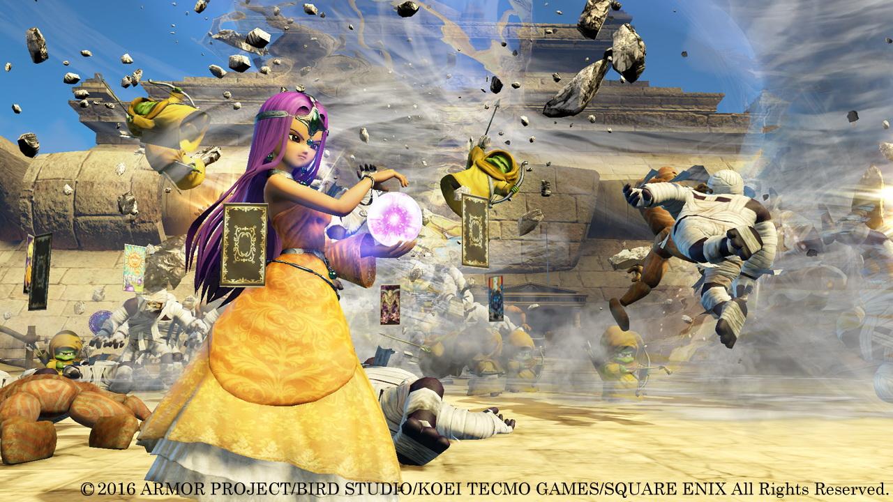 Dragon Quest Heroes 2 – Provato
