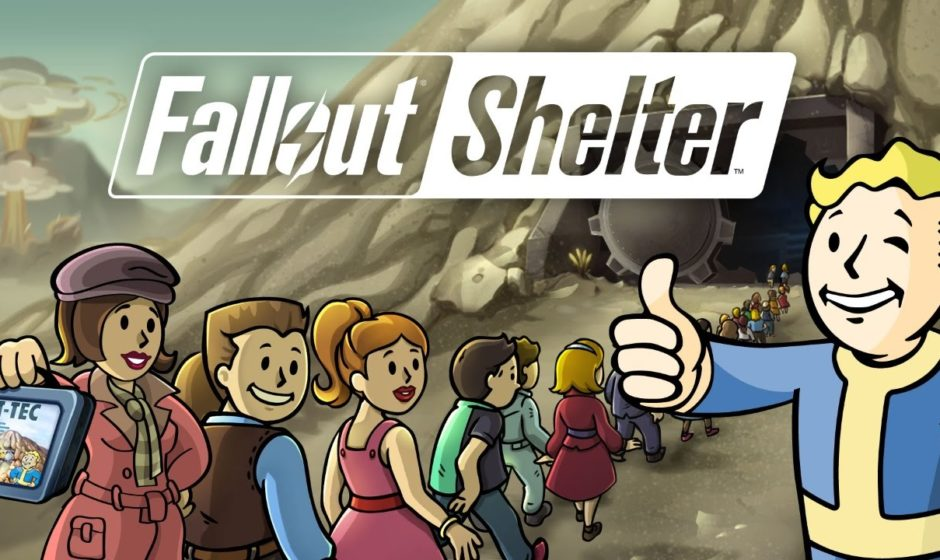 Fallout Shelter: confermate le versioni PlayStation 4 e Nintendo Switch