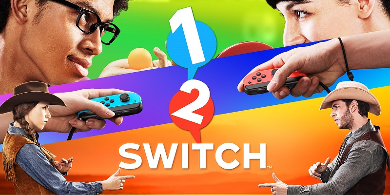 1-2-Switch – Recensione