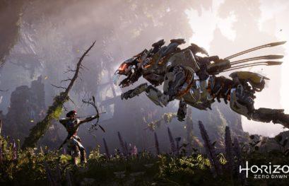 Horizon Zero Dawn: giocatori morti più di 95 milioni di volte
