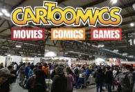 Cartoomics 2017 - Evento