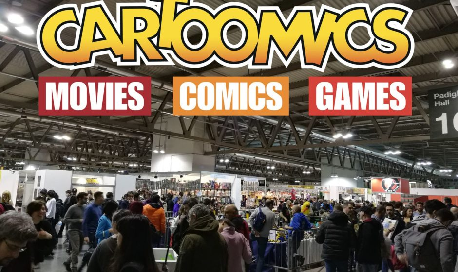 Cartoomics 2017 - Evento