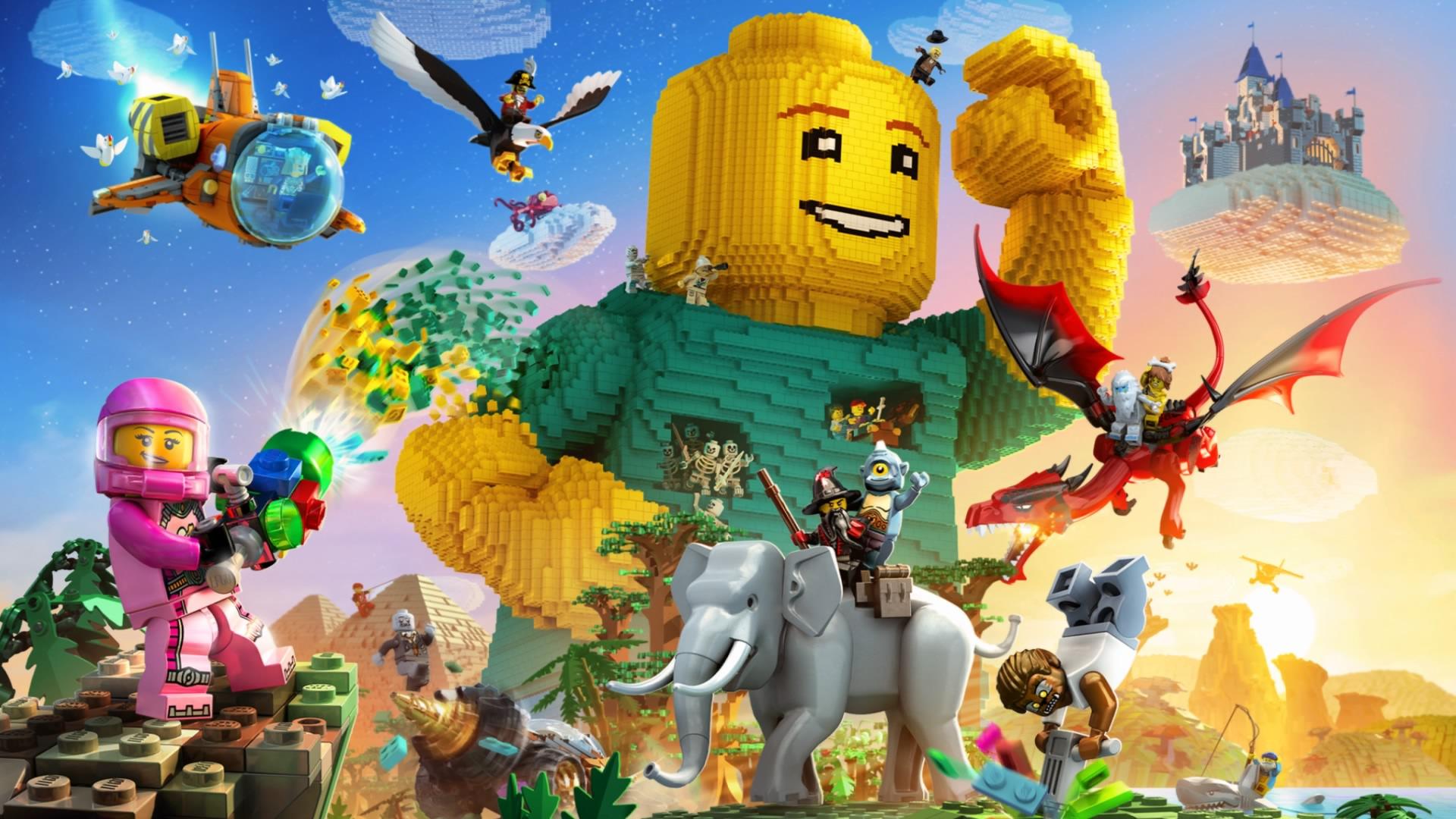 LEGO Worlds – Recensione Switch