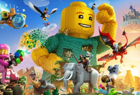 LEGO Worlds - Recensione Switch