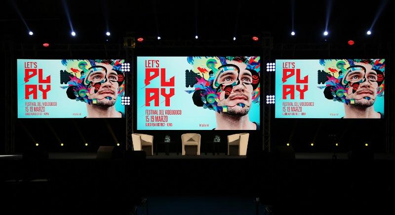 Let's Play - Il Festival del Videogioco