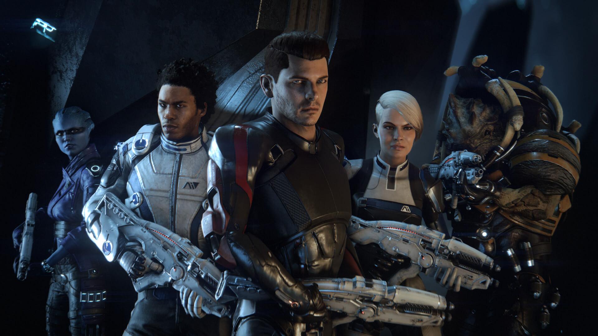 Mass Effect Andromeda: una nuova