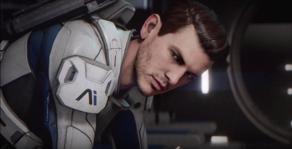 romance in Mass Effect Andromeda