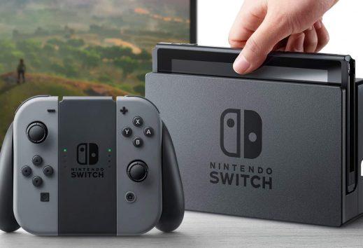 Nintendo Switch aumenta la produzione