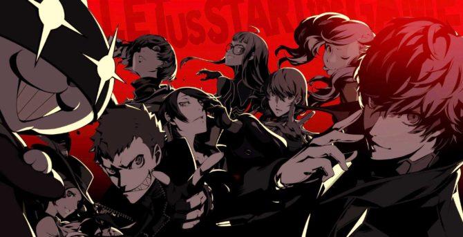 Persona 5 - Recensione
