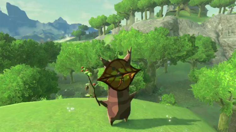 Come aumentare lo spazio nell'inventario in The Legend of Zelda: Breath of the Wild