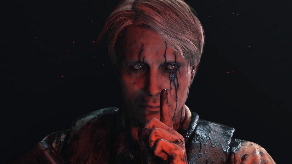 Death Stranding: Guillermo del Toro è all'oscuro di tutto