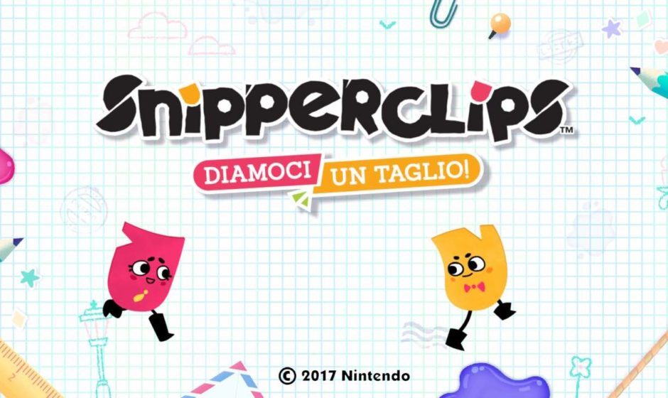 Snipperclips - Recensione