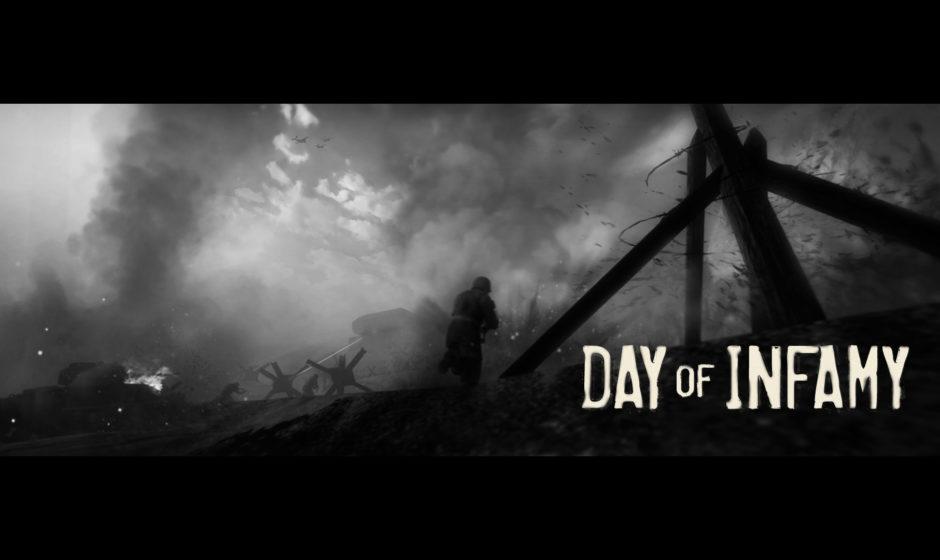 Day of Infamy, una data e un nuovo trailer