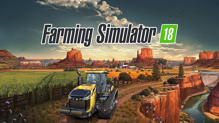 Farming Simulator 18, rivelata la sua uscita a Giugno