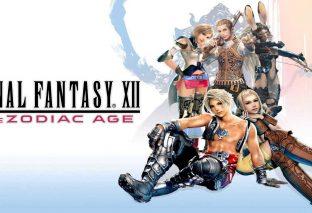 Square Enix annuncia un livestream per festeggiare Final Fantasy XII