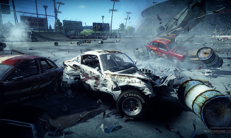 FlatOut 4, nuovi screenshots e trailer gameplay