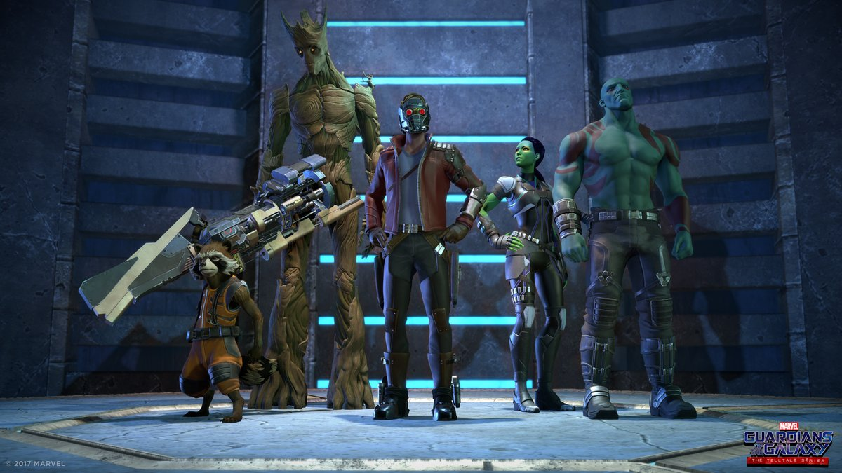 Guardiani della galassia the telltale series ep. 1 tangled up in