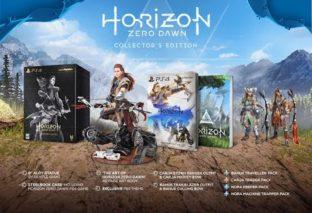 Horizon: Zero Dawn Collector's Edition - Unboxing