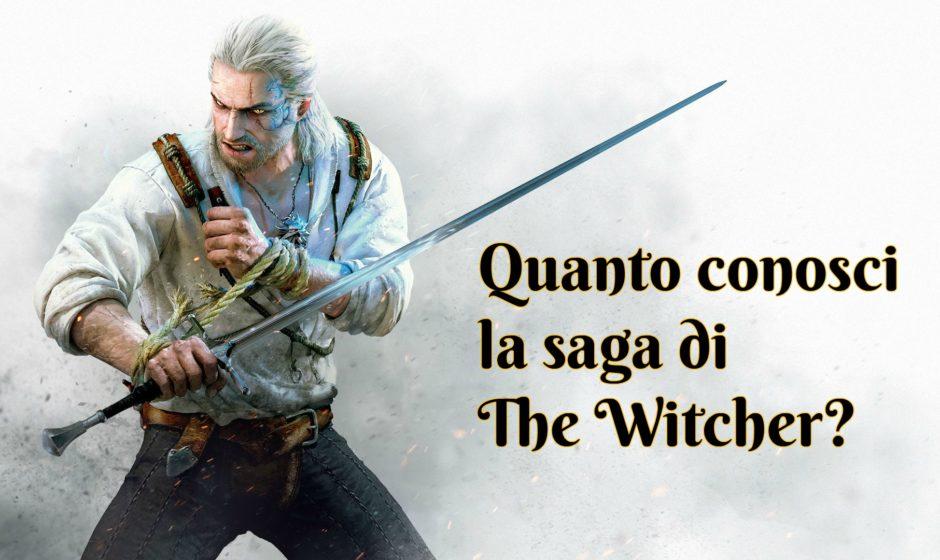 Quanto conosci la saga di The Witcher?