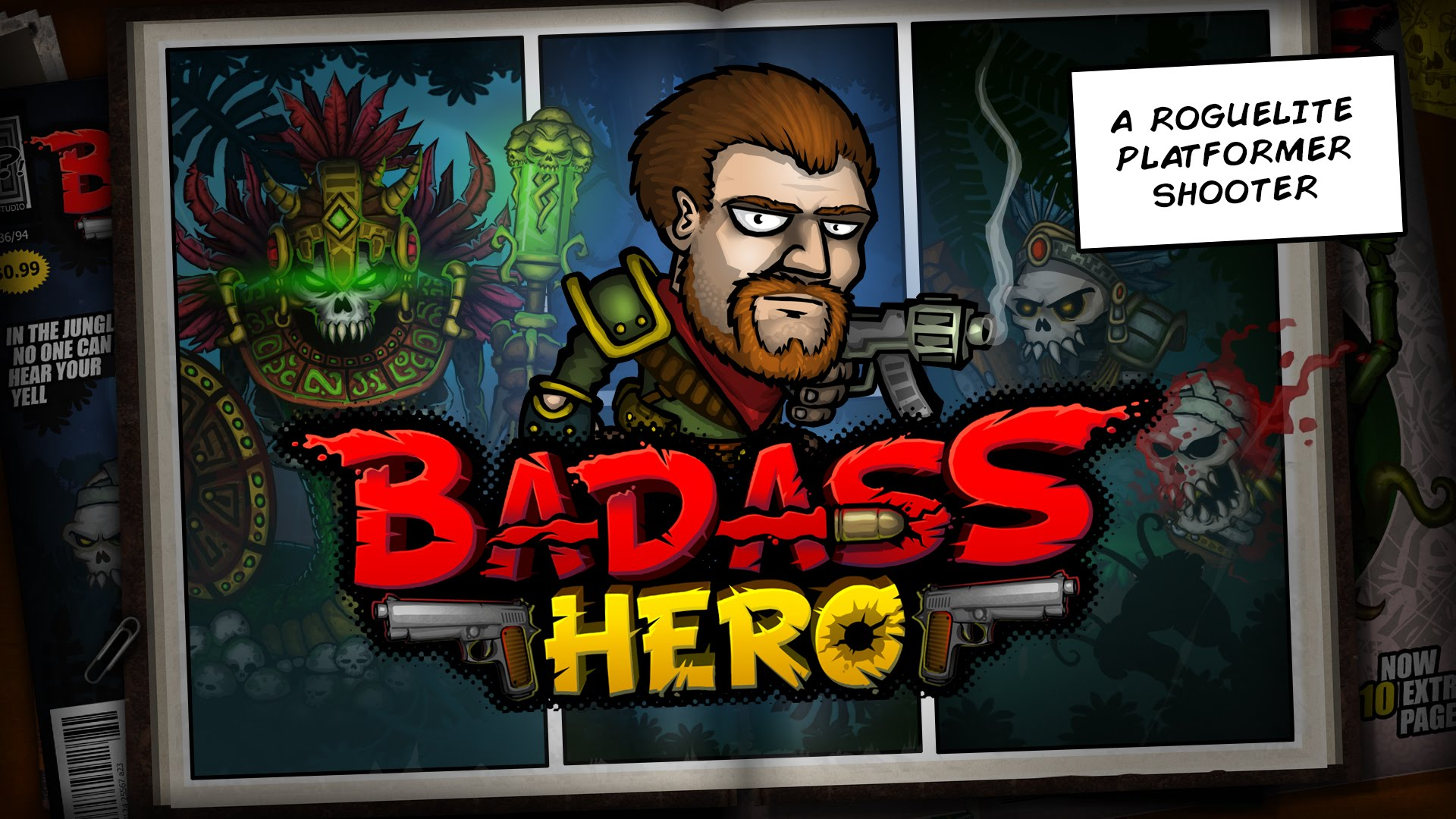 Badass Hero – Provato