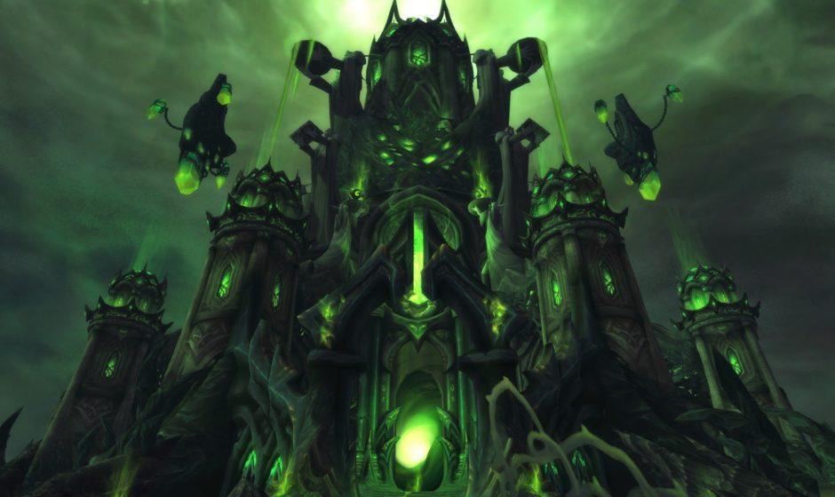 World of Warcraft: trailer per la nuova patch 'La Tomba di Sargeras'
