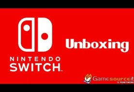 Nintendo Switch - Unboxing