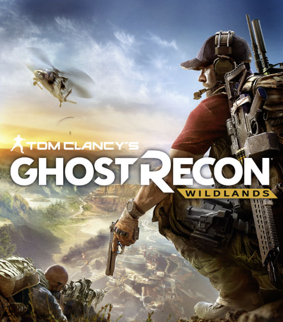 Cover Ghost Recon Wildlands