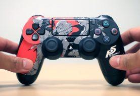 Atlus regala skin di Persona 5 per il joystick