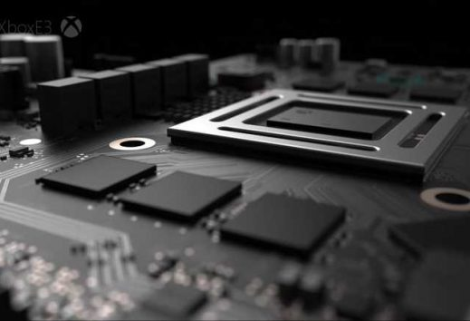Alimentatore interno e cattura dei video in 4K su Scorpio