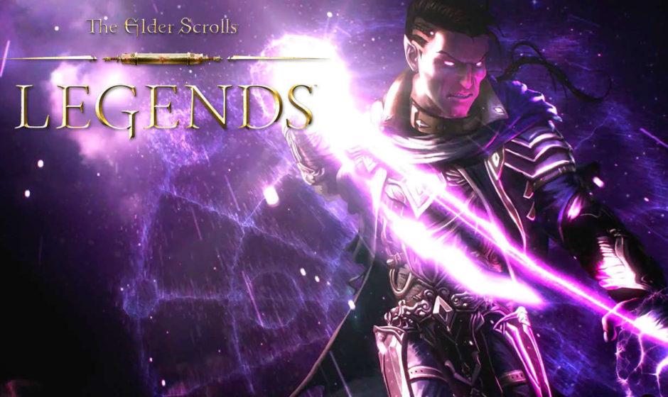 Bethesda: The Elder Scrolls: Legends solo su console con cross play