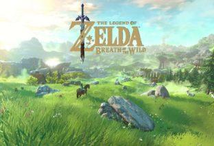 Breath of the Wild: una mappa speciale di Hyrule