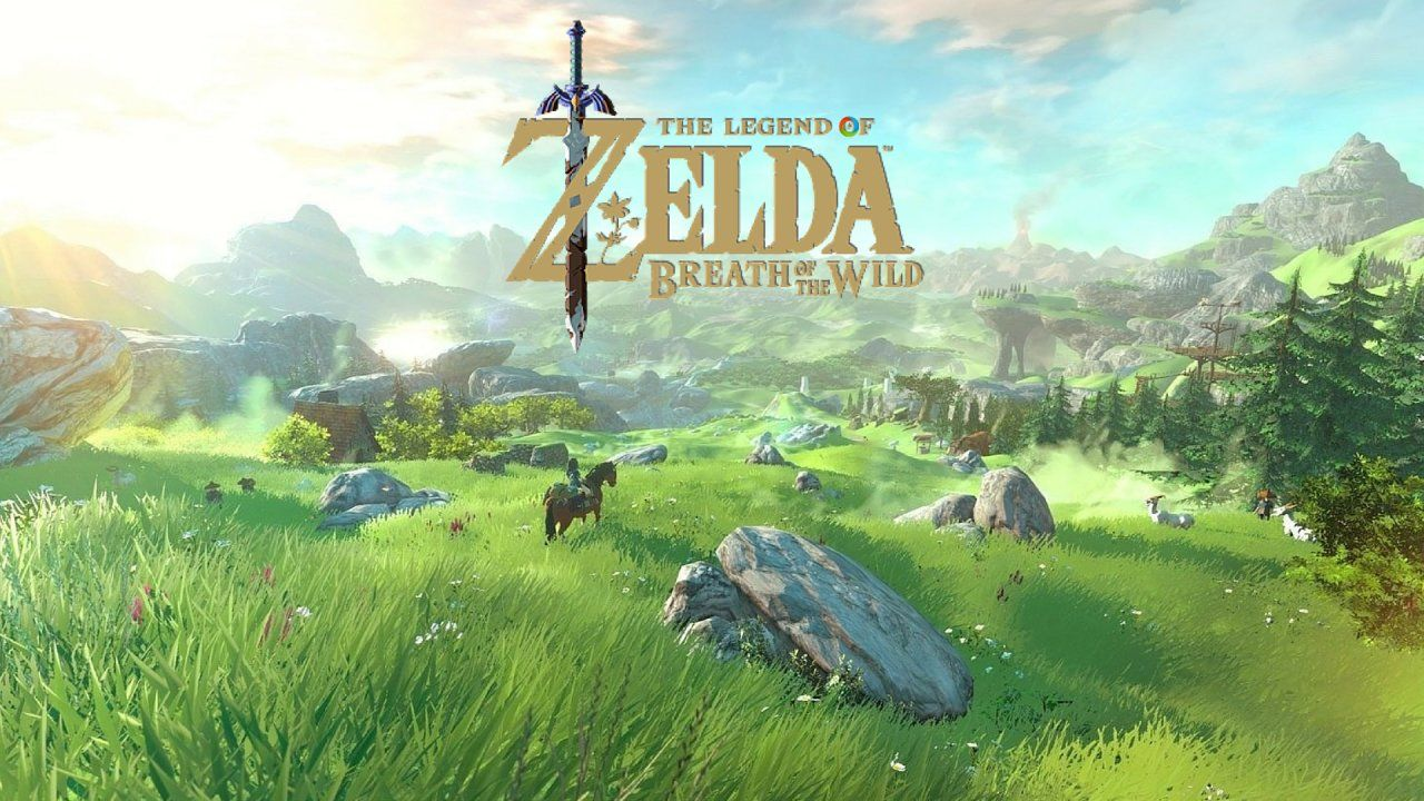 The Legend Of Zelda Breath Of The Wild Recensione Gamesource