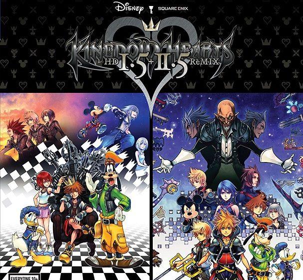 Kingdom Hearts 1.5 + 2.5 Remix - Aggiornamento 1.04