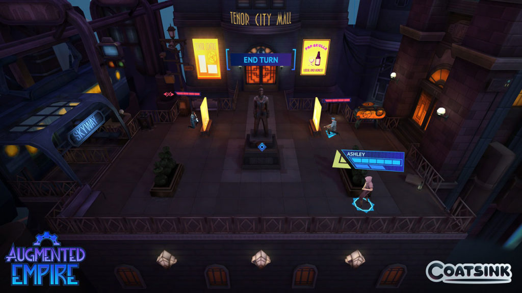 Augmented Empire