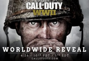 Call of Duty: World War II è ufficiale. Annunciata la data del reveal